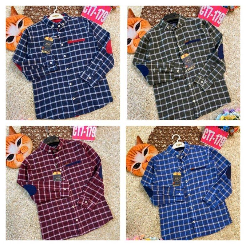Рубашки с длинным рукавом|Х11138