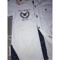 Рубашка с длинным рукавом, для мальчиков |1235790