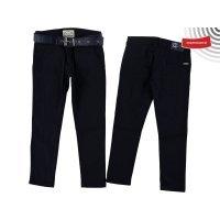 Детские брюки, цвет-синий|1244103