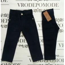 Вельветовые брюки для мальчиков от 3 до 7 лет |87622