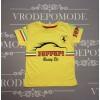 Футболка для мальчиков, цвет-желтый |250143