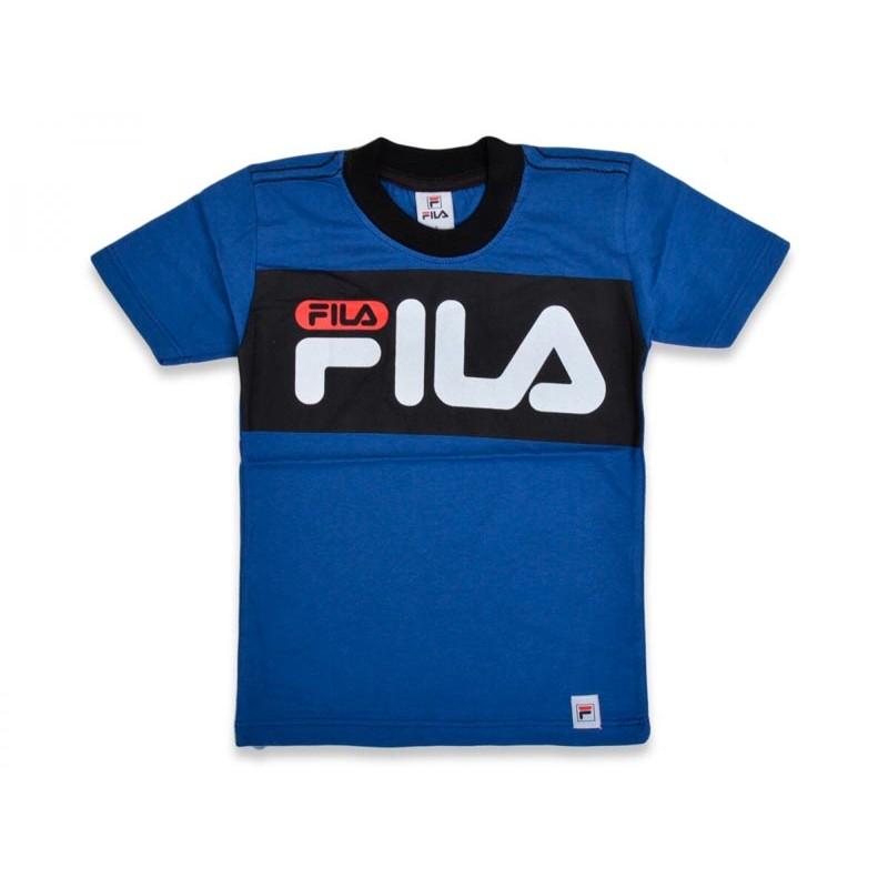 Футболка для мальчиков, цвет-синий |9135