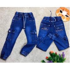 Детские джинсы для мальчиков, маломерят|18173