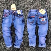 Детские джинсы 18324