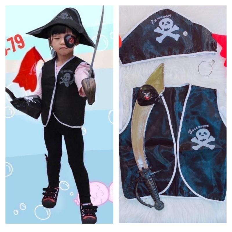 Костюмы пиратов для мальчика|Х11155
