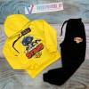Костюм для мальчиков, цвет-желтый|22348