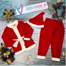 Новогодний костюм на флисе, для мальчиков|91983