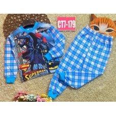 Пижама для мальчиков|Х01061-2