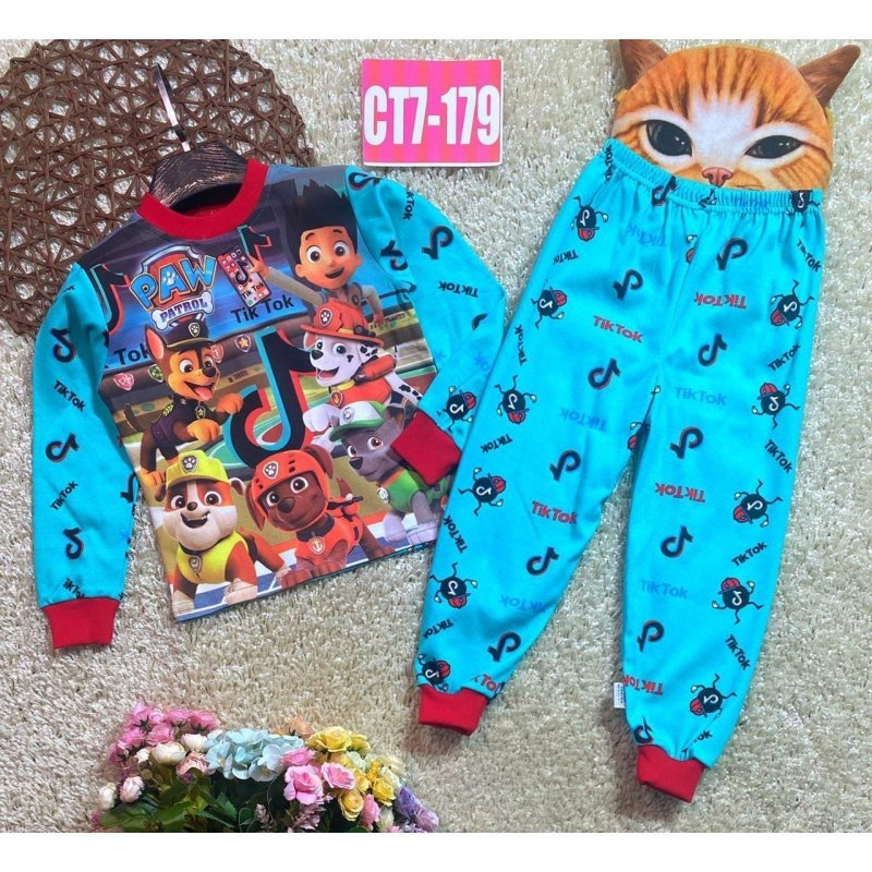 Пижама для мальчиков|Х01061-1