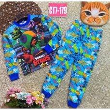 Пижама для мальчиков|Х01061