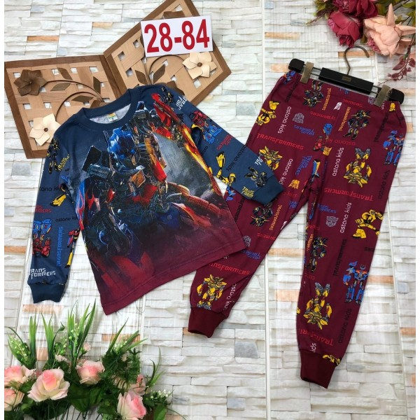 Пижама для мальчиков|Х01165-3