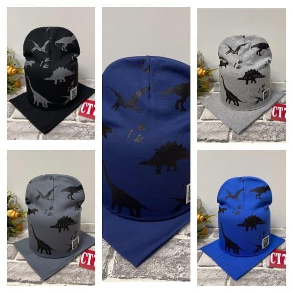 Весенний комплект шапка + снуд|X02161