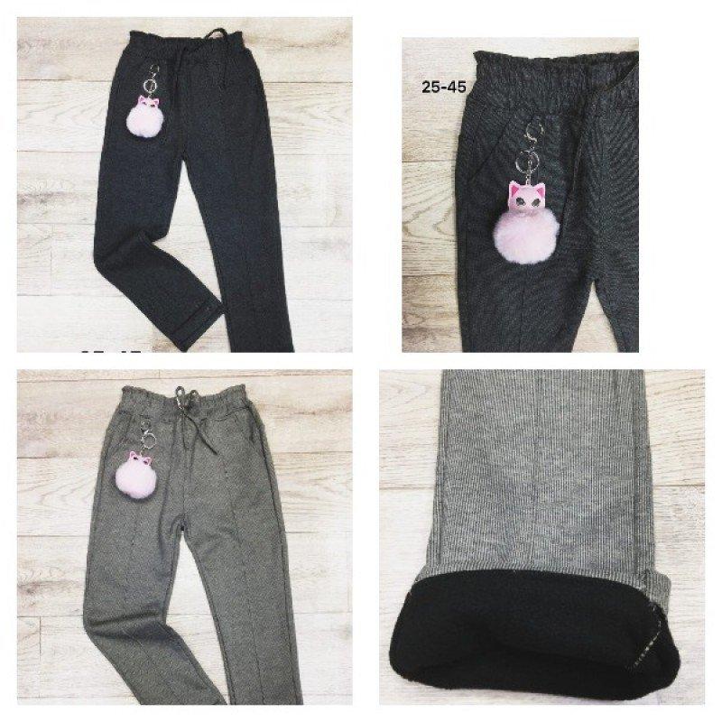 Теплые штаны для девочек|Х09115