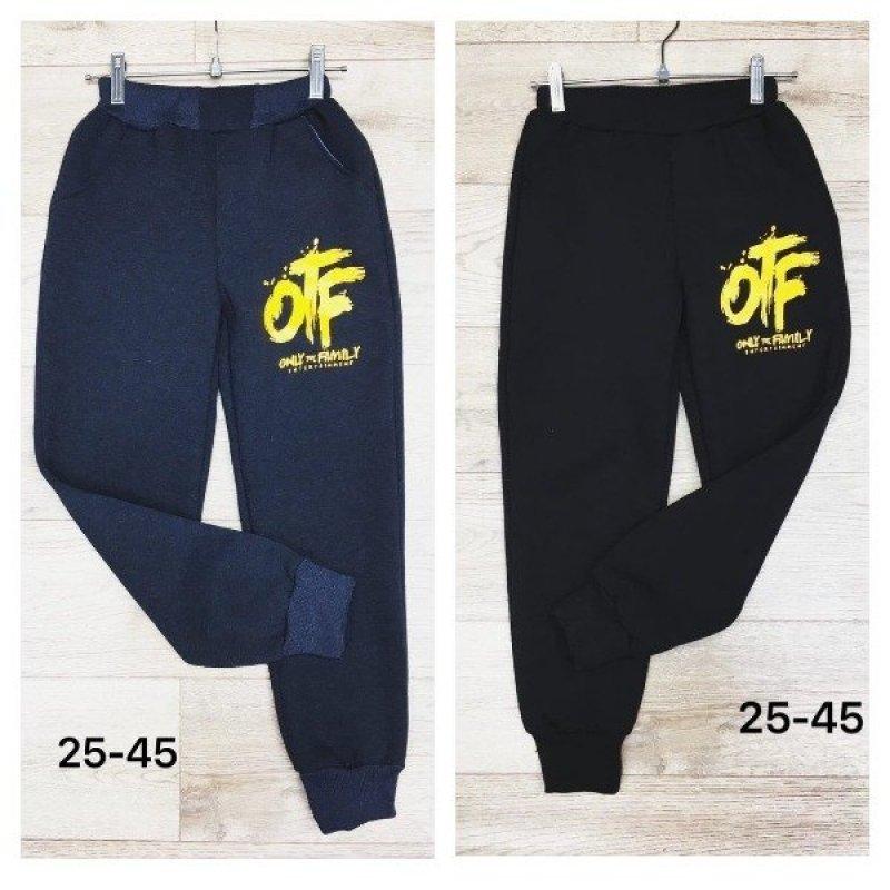 Теплые штаны с начесом Х09177-2