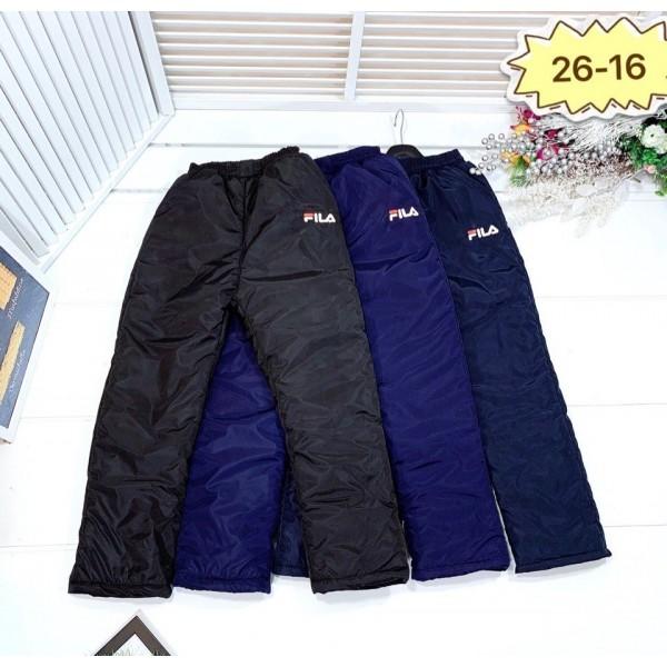 Зимние спортивных штаны|Х10201