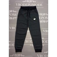 Спортивные штаны для мальчиков, цвет-синий |118652