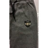 Спортивные штаны для мальчиков, цвет-серый |118652
