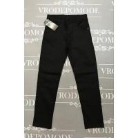 Штаны для мальчиков, цвет-черный |1285645