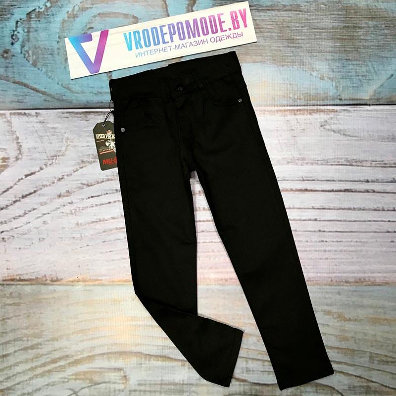 Штаны для мальчиов, цвет-черный |1285646