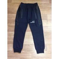 Спортивные штаны для мальчиков, цвет-синий |15809