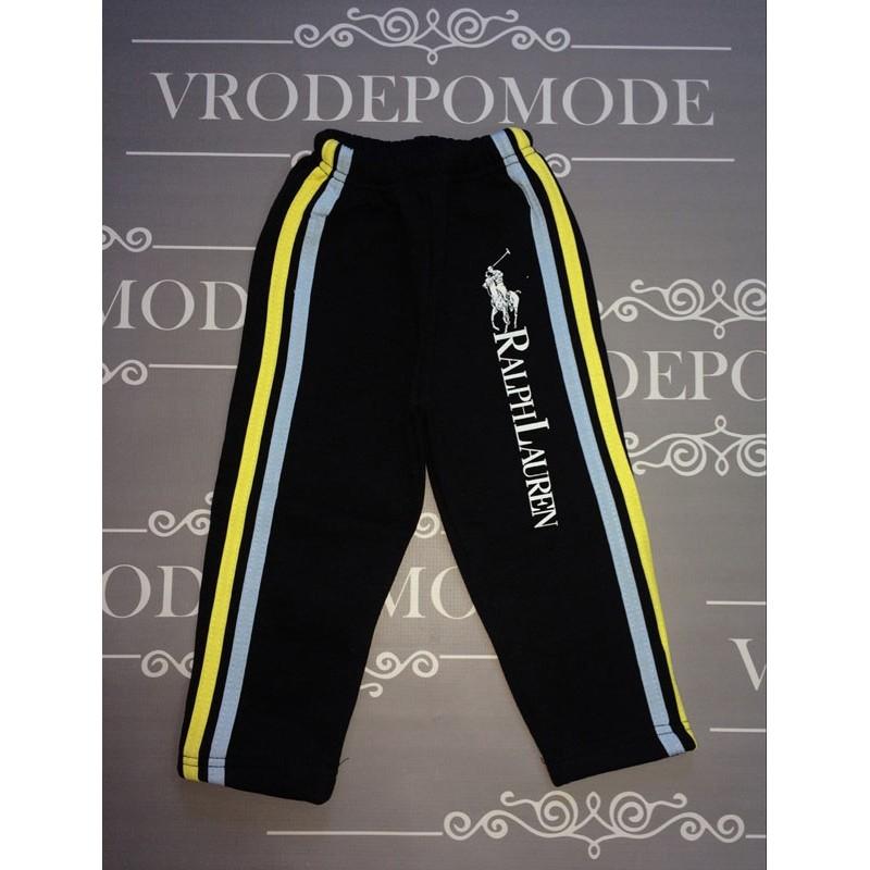 Спортивные штаны на флисе для мальчиков |81031