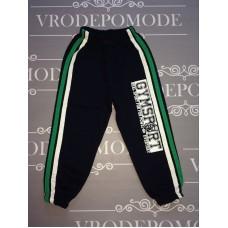 Спортивные штаны на флисе для мальчиков |81032
