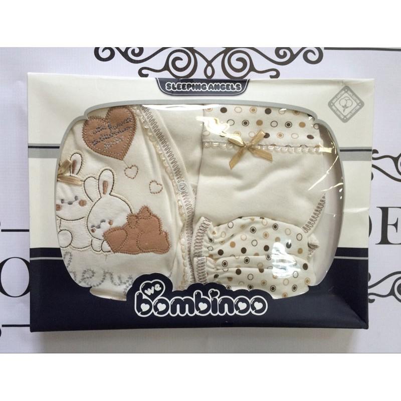 Костюм для новорожденных, цвет бежевый|1208690