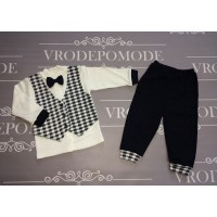 Детский костюм, цвет-черный |1249892