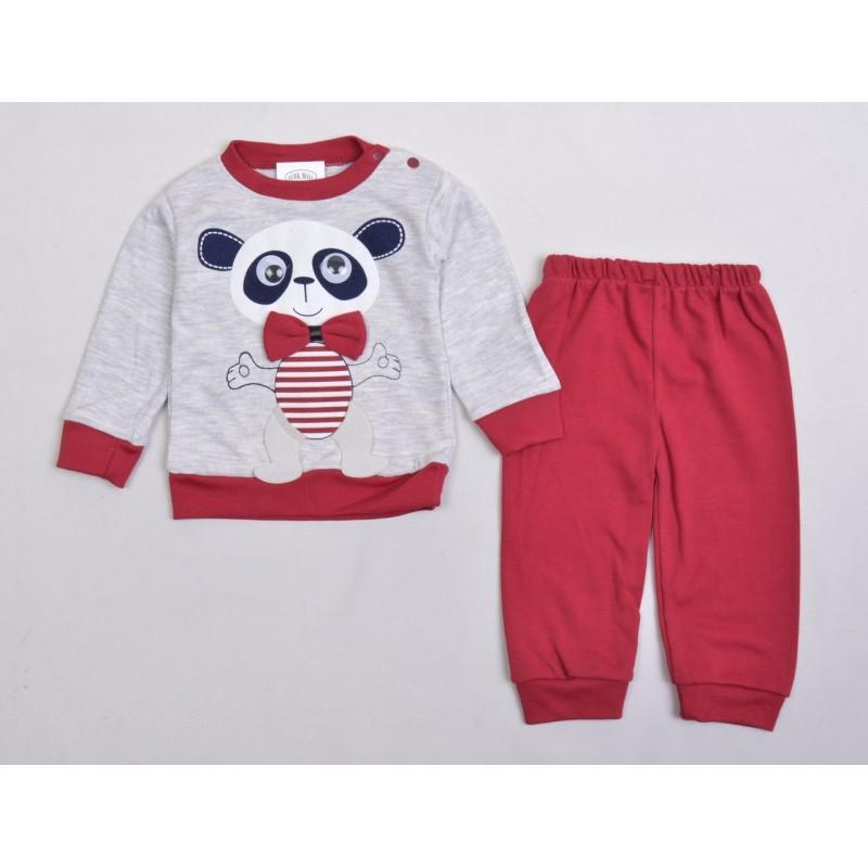 Детский костюм, цвет-красный|16300