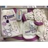 Комплект для новорожденных до 3 месяцев, цвет - фиолетовый |2754888