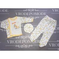 Комплект для новорожденных от 3 до 6 месяцев, цвет-желтый |2768607