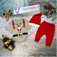 Детский новогодний костюм на флисе 38125