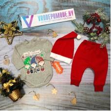Детский новогодний костюм на флисе 38925