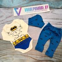 Костюм для новорожденных, цвет-синий|854057