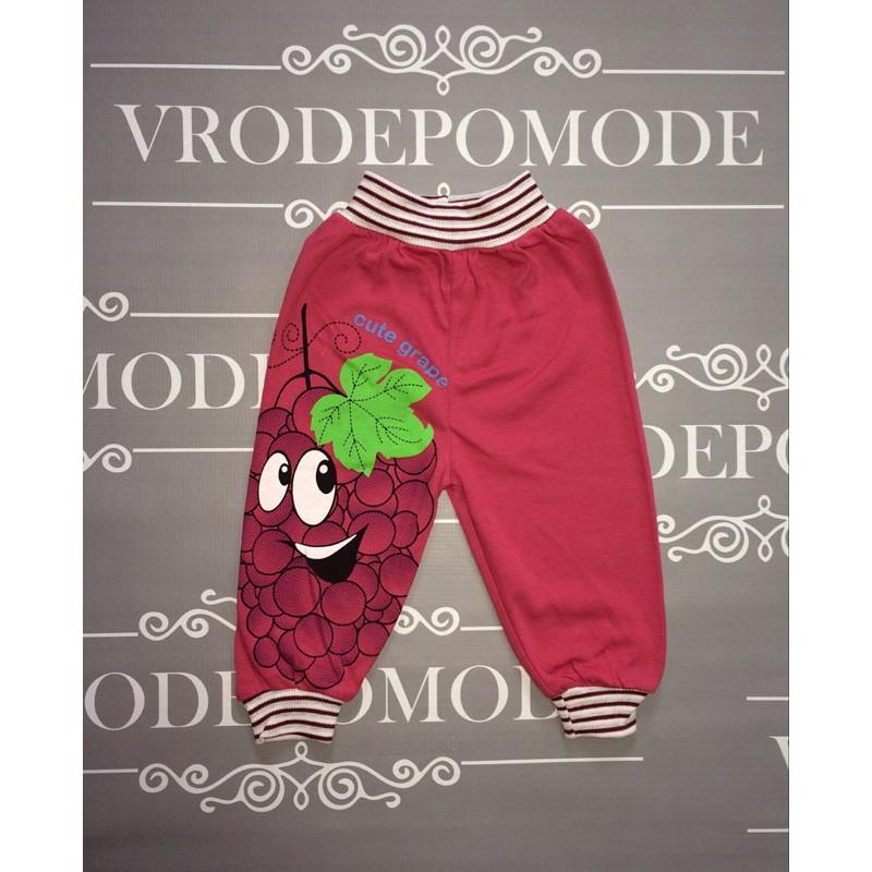 Штаны для новорожденных, цвет-лиловый |1210671