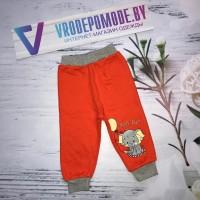 Детские штаны, цвет-оранжевый 1245278