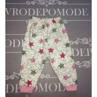 Детские штаны для девочек, цвет - розовый |2775317