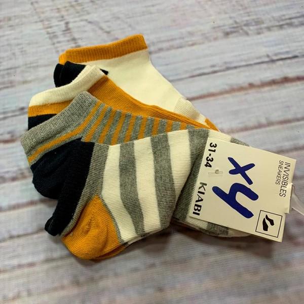 Носочки для малышей, в упаковке 4 шт|104329