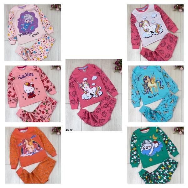 Пижамы для девочек|Х02033