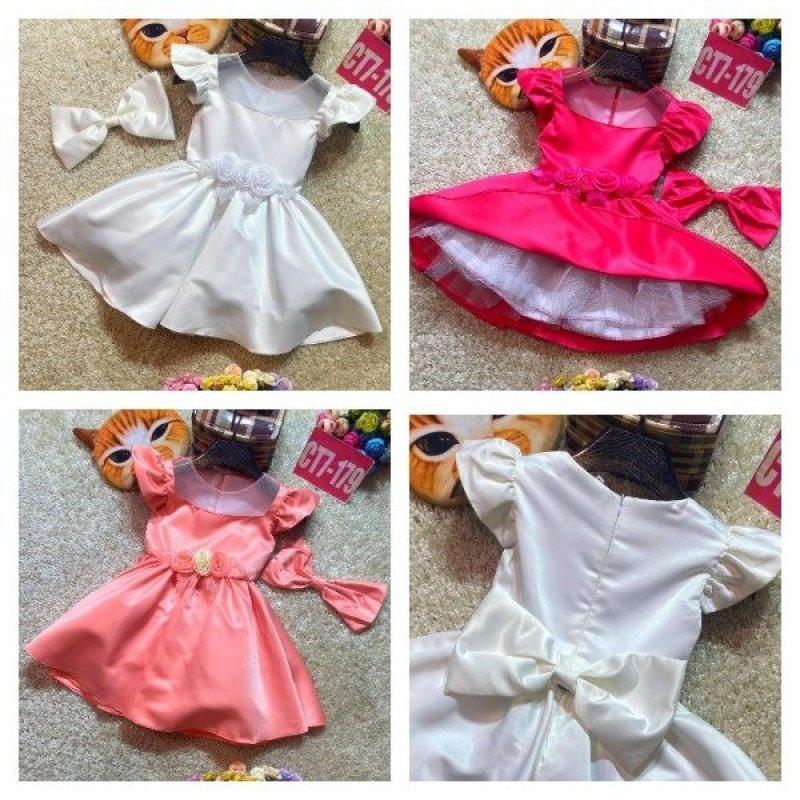 Детские платья|Х12012