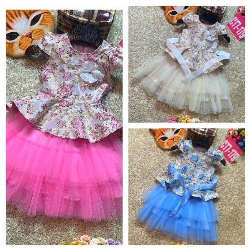 Детские платья|Х12014