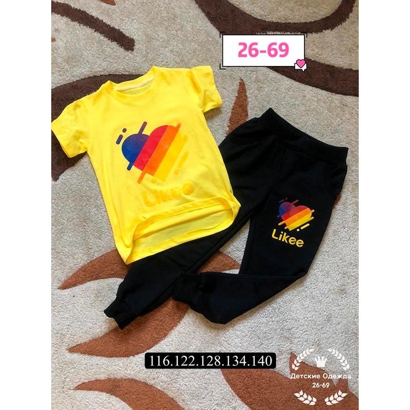 Детский костюм|6394-4