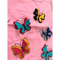 Кофта для девочек, цвет светло-розовый|5063