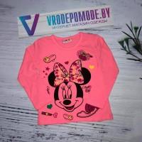 Кофта для девочек, цвет-розовый |65111