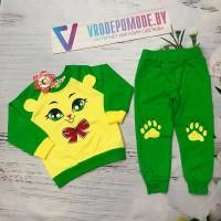 Детский костюм для девочек |48621