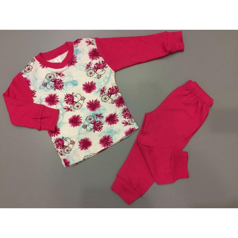 Пижама для девочек от 4 до 6 лет |61501