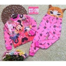 Пижама для девочек|Х010612-3