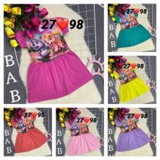Детские платья|Х03314