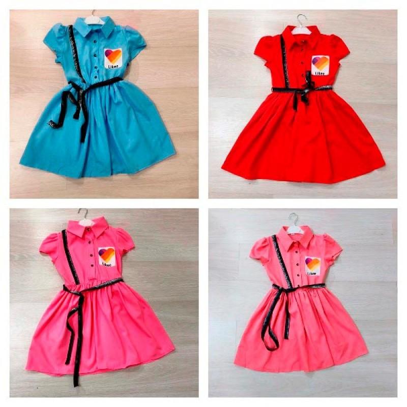 Платья для девочек|Х05263