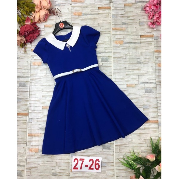 Платье для девочки|Х10175-1
